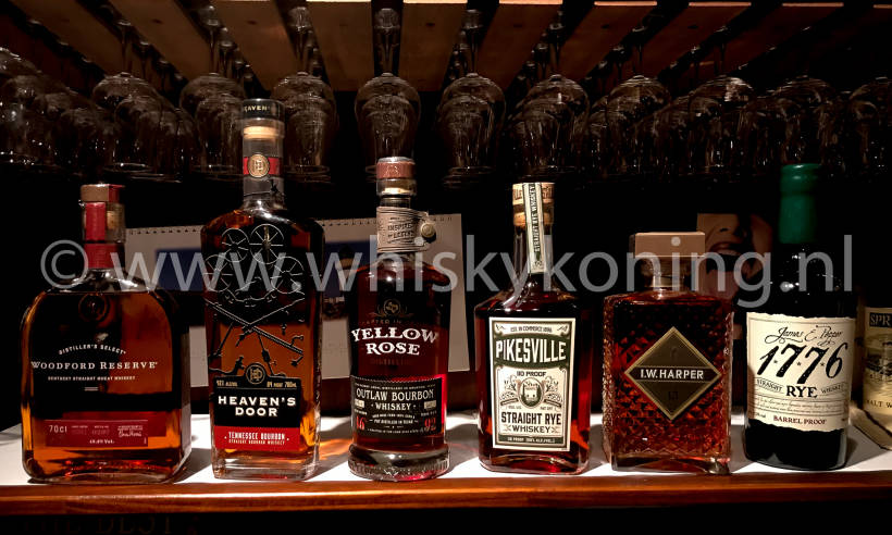 World Whisky N&T: USA 2020